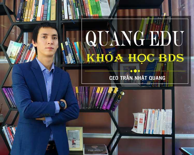 Quang Group - Khóa học bất độn sản